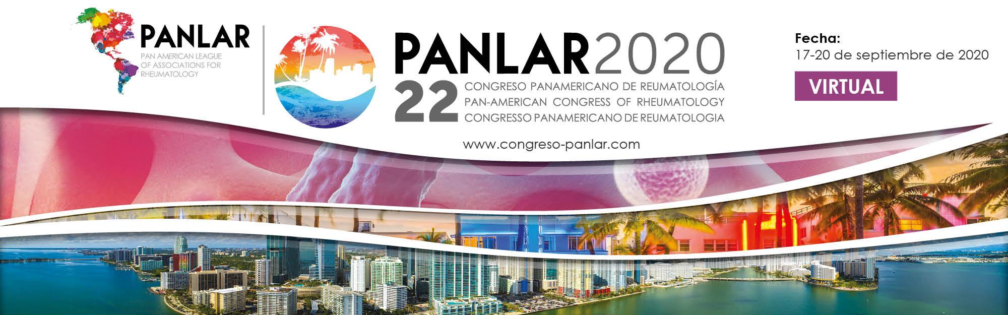 Congreso PANLAR 2020