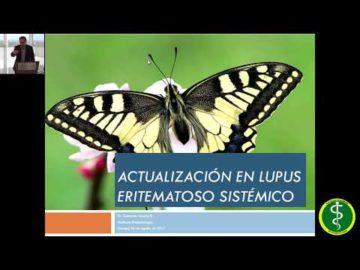 Dr. Generoso Guerrra B. - Actulización en Lupus